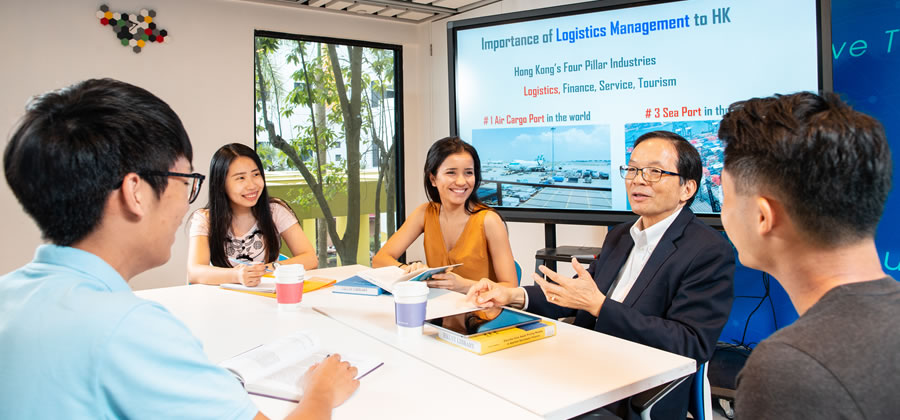 HKUST IEDA - BEng in Logistics Management and Engineering